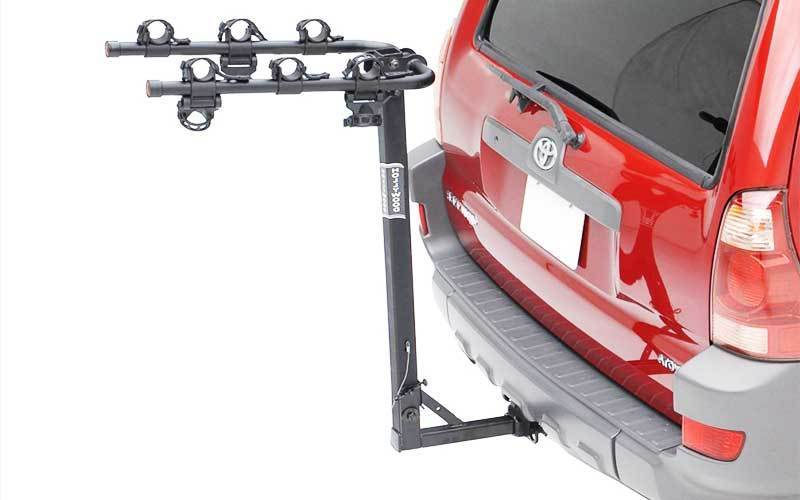 Hollywood Racks Traveler Hitch Mounted Bike Rack review