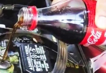 How to Remove Car Rust using Coca-Cola
