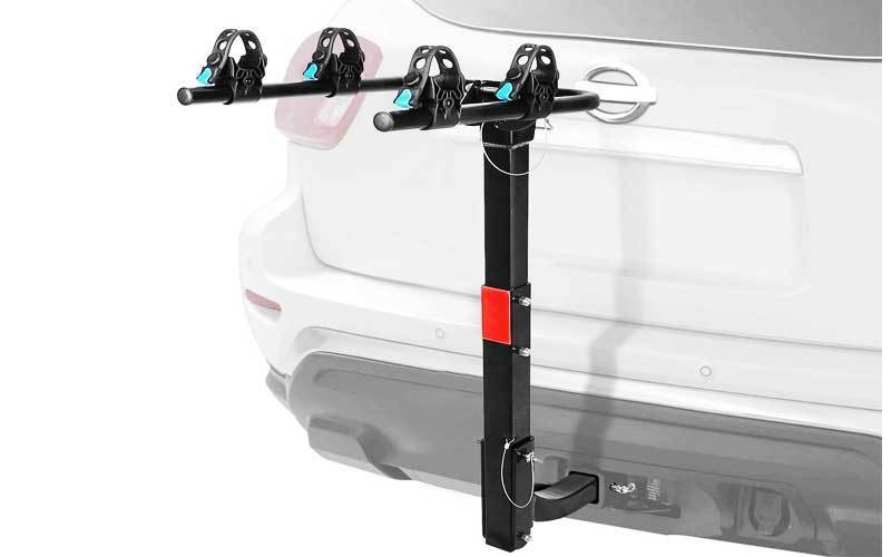 Leader Accessories Hitch Mounted 2 Bike Rack review