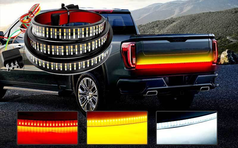 Truck Tailgate Bar underglow kit