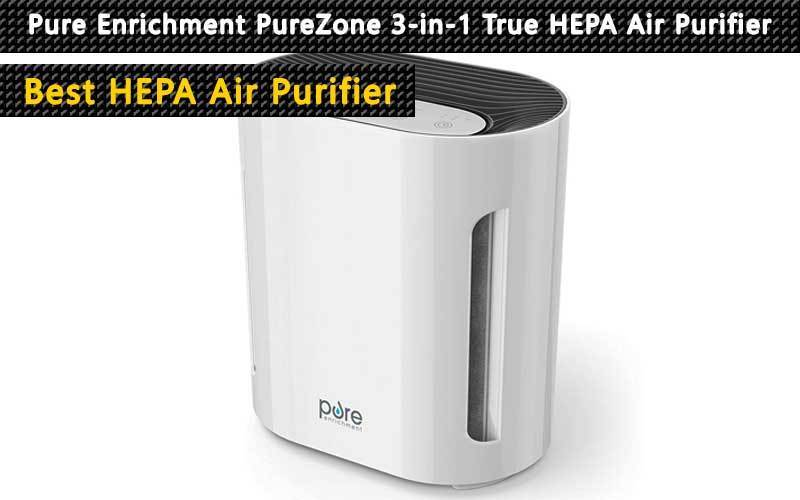 best home hepa air purifier review