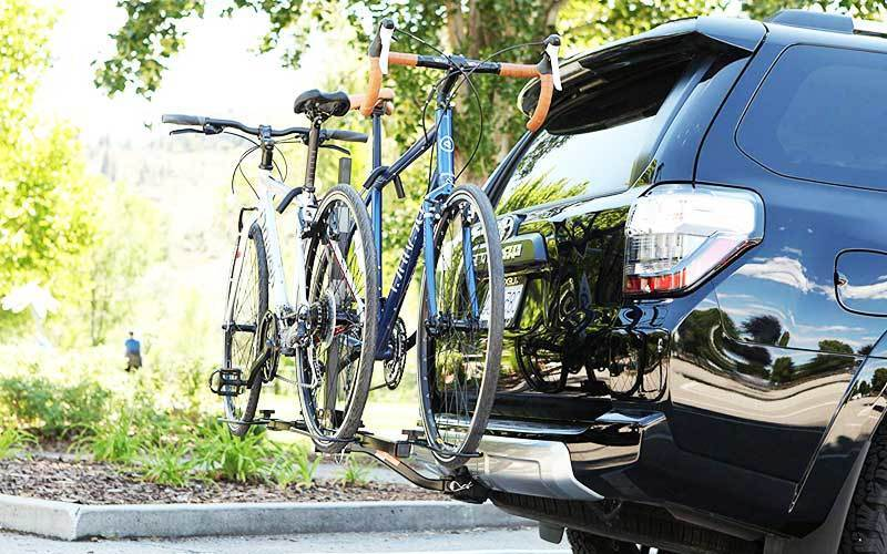 Swagman XC Cross-Country 2-Bike Hitch Mount Rack review