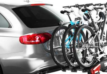 Tow Bar Bike Rack review