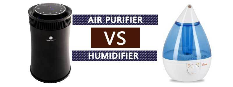 Air Purifier vs Humidifier : Differences and Similarities with Comp Table