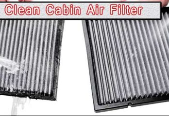 How to Clean Cabin Air Filter