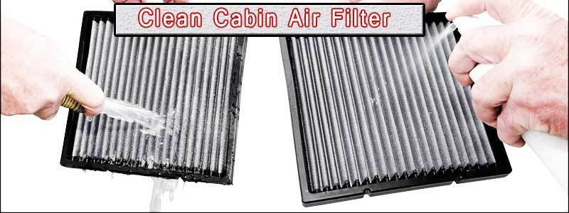 How to Clean Cabin Air Filter – (A-Z) Step by Step Process