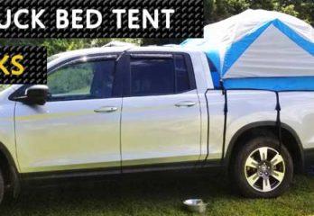 best truck tent review
