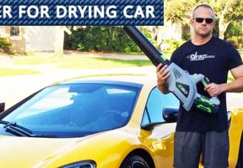 Best Blower for Drying Car review