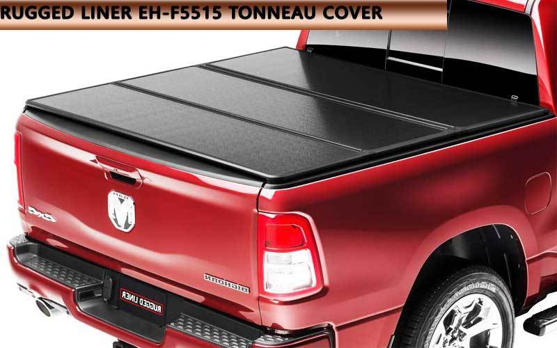 Rugged Liner EH-F5515 tonneau cover review