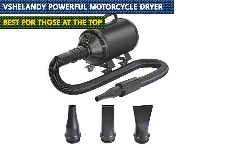 SHELANDY Powerful Motorcycle Dryer