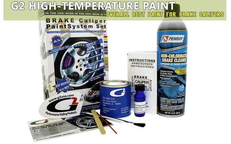 Best Paint For Brake Calipers review