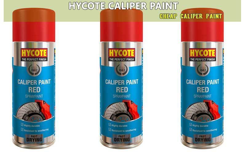 Cheap Caliper Paint review