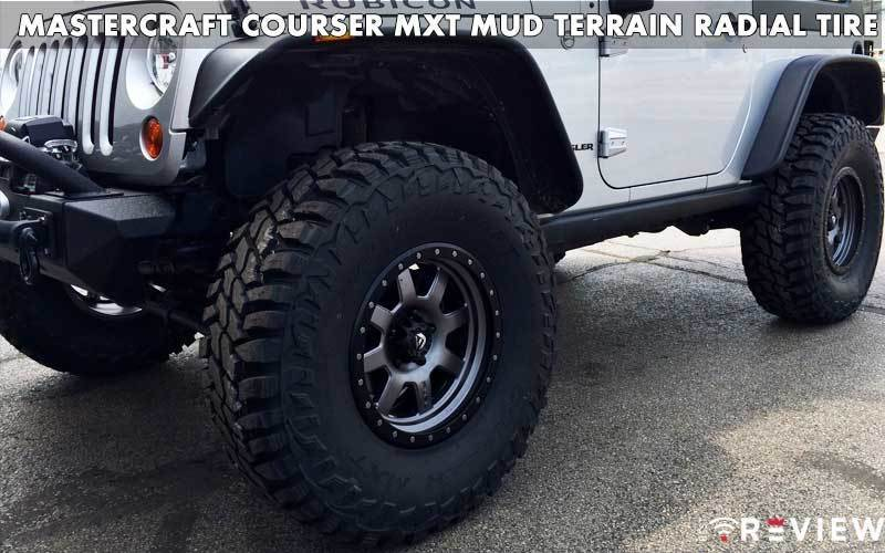 Mastercraft Courser MXT Terrain Tire review