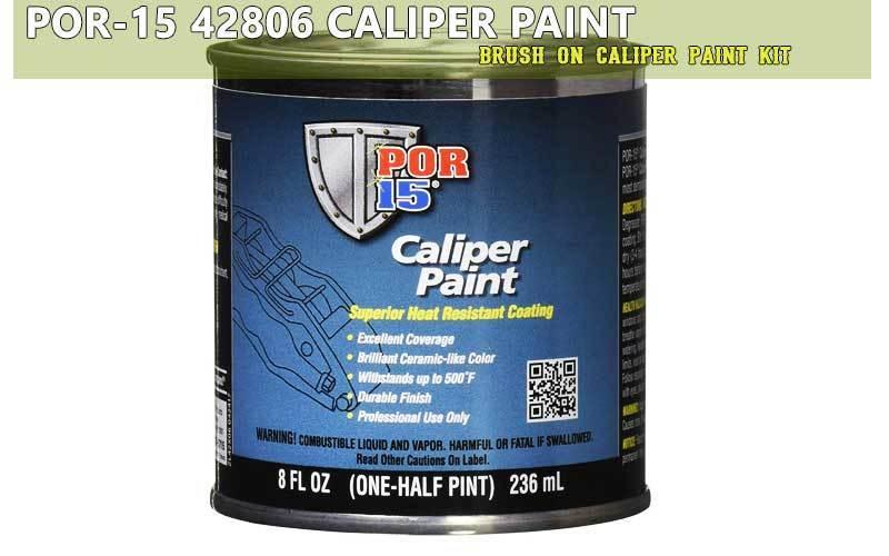 Brush On Caliper Paint Kit review