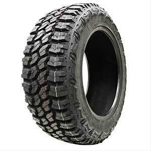 Thunderer TRAC GRIP M/T Mud R Tire review
