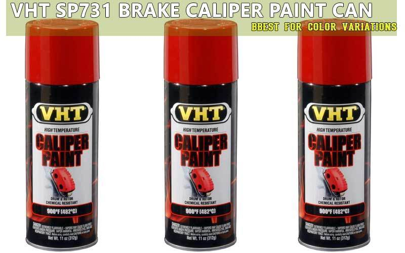 VHT SP731 Brake Caliper Paint Can review