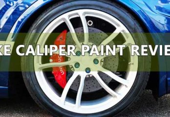 brake caliper paint review
