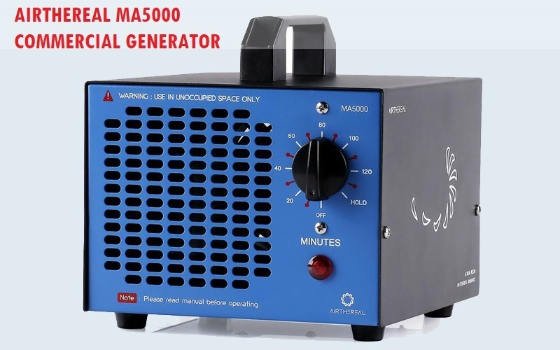 Airthereal MA5000 Commercial Generator Review
