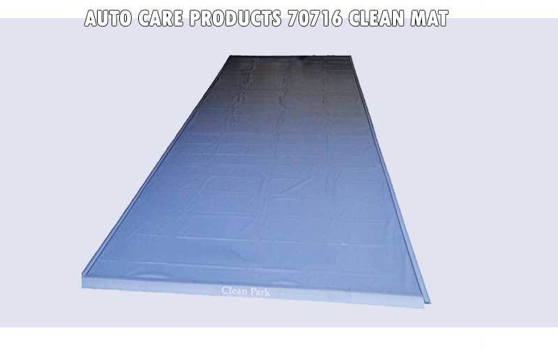 Auto Care Products 70716 Clean Mat review