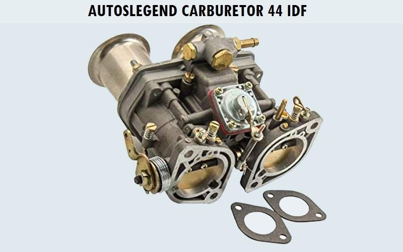 Autoslegend Carburetor 44 IDF Reveiw