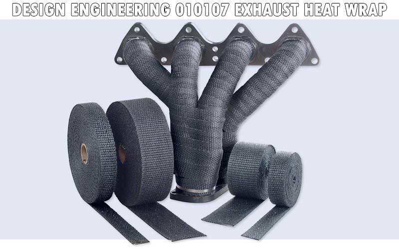 Design Engineering 010107 Exhaust Heat Wrap review