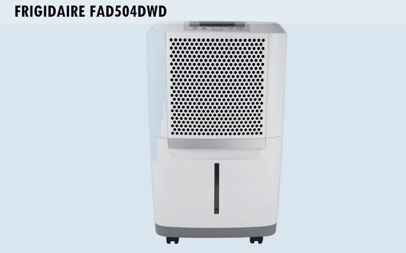 FRIGIDAIRE FAD504DWD Review