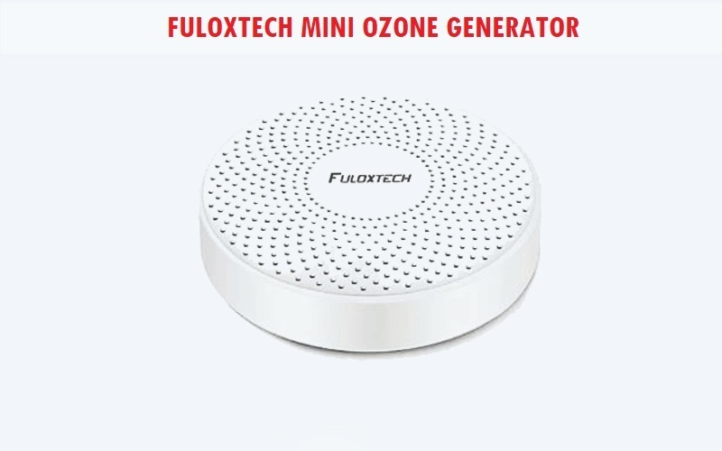 FULOXTECH Mini Ozone Generator Review