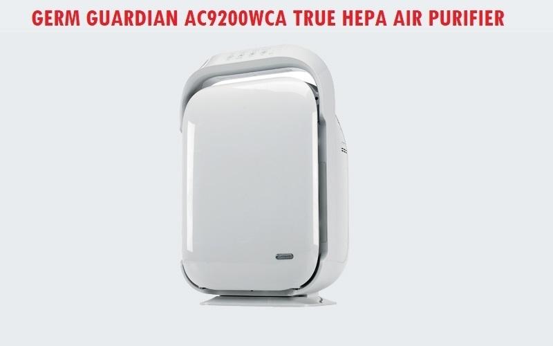 Germ Guardian AC9200WCA True HEPA Air Purifier Review