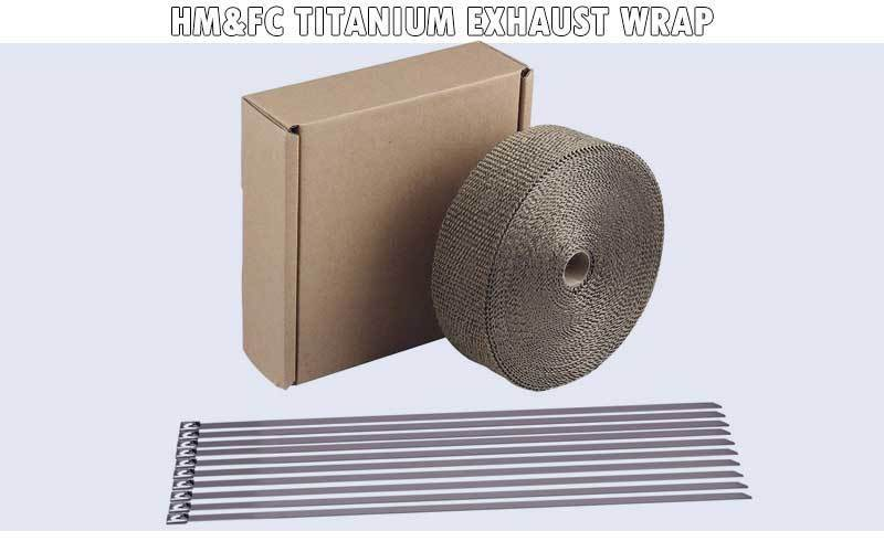 HM&FC Titanium Exhaust Wrap review