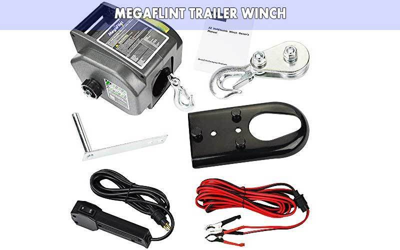Megaflint Trailer Winch review