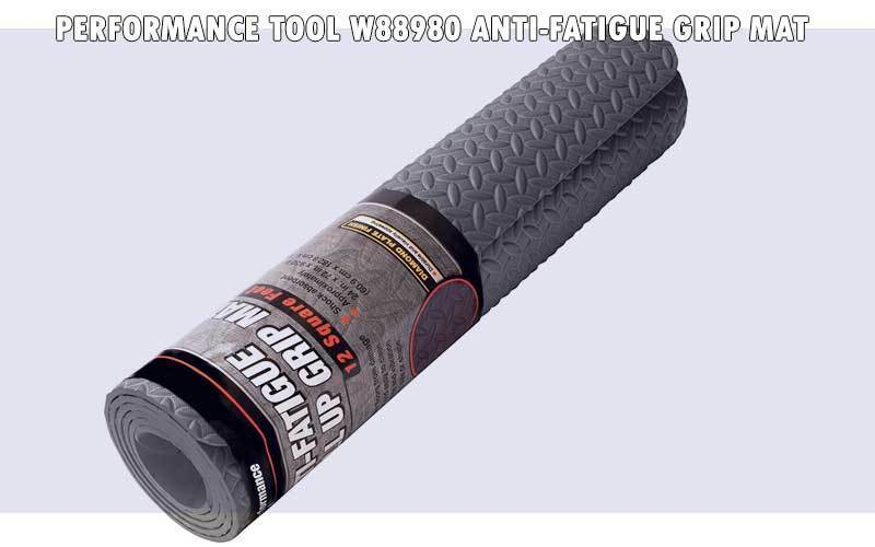Performance Tool W88980 Anti-Fatigue Grip Mat review