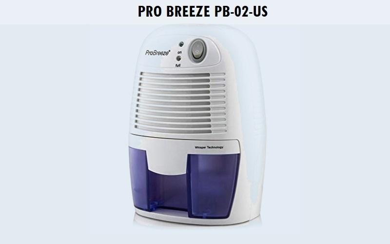 Pro Breeze PB-02-US Review