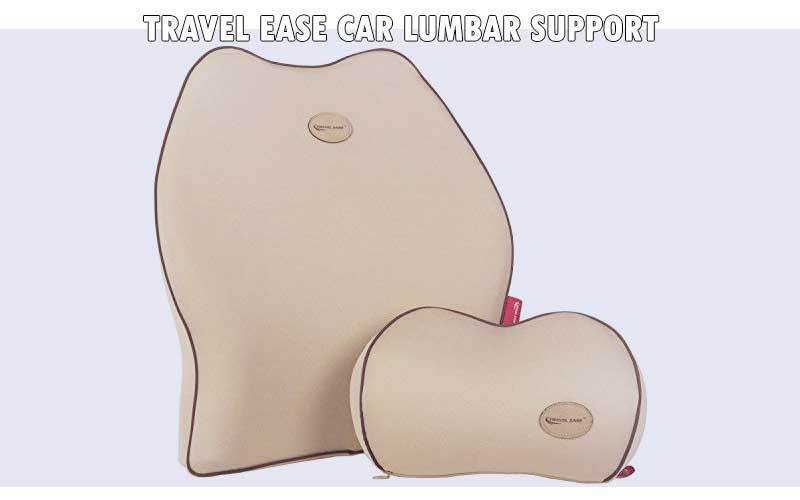 Travel Ease Car Lumbar Support review