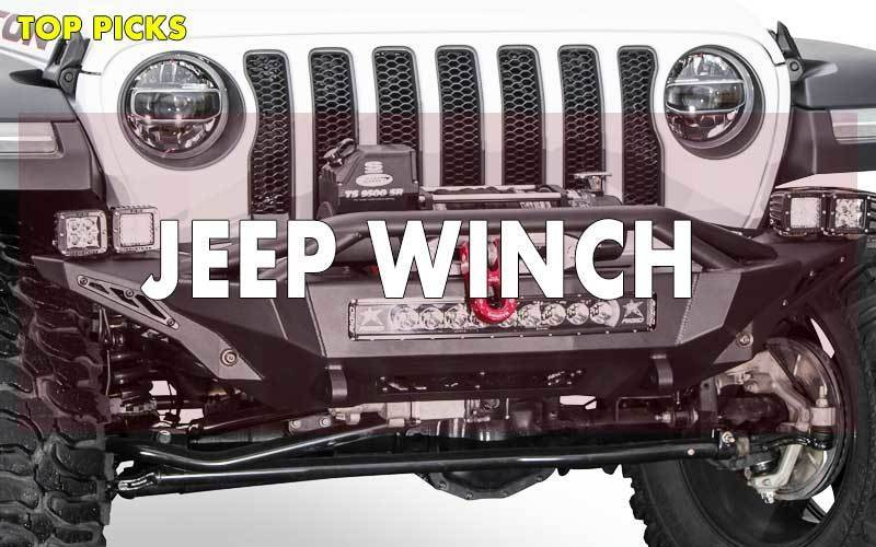 jeep  winch review