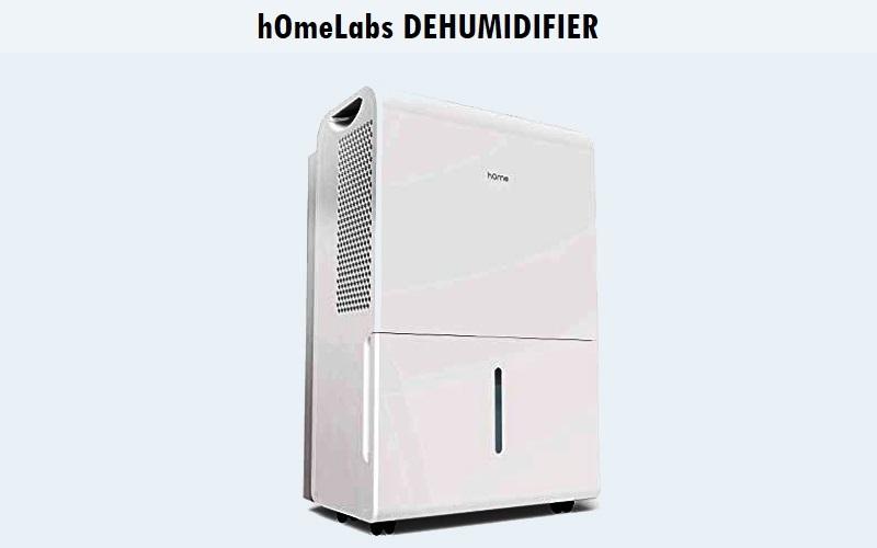 hOmeLabs Dehumidifier Review