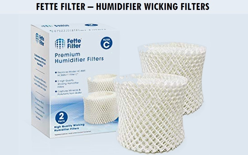 Fette Filter – Humidifier Wicking Filters Review