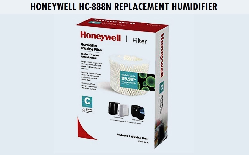 Honeywell HC-888N Replacement Humidifier Review