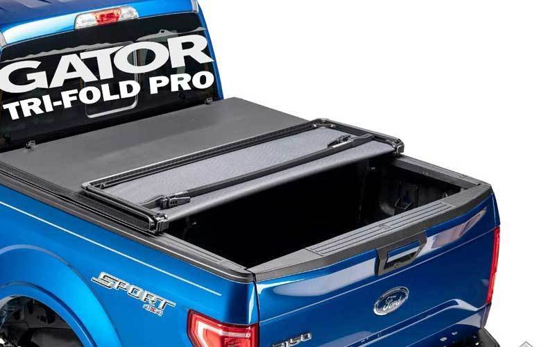 best tri fold tonneau cover review