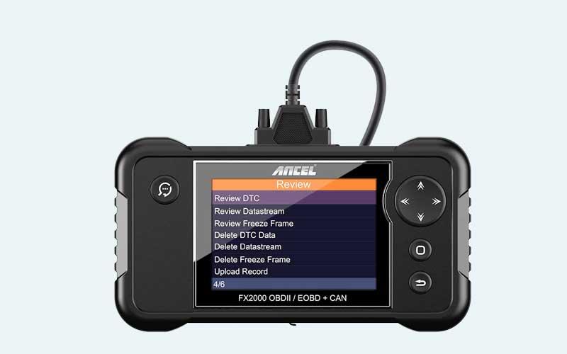 ANCEL FX2000 Vehicle Review