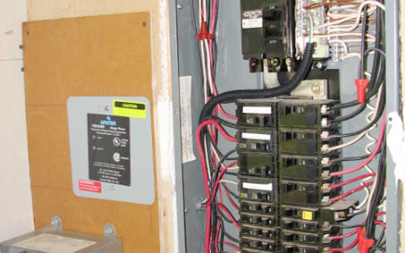 Different types of surge protectors
