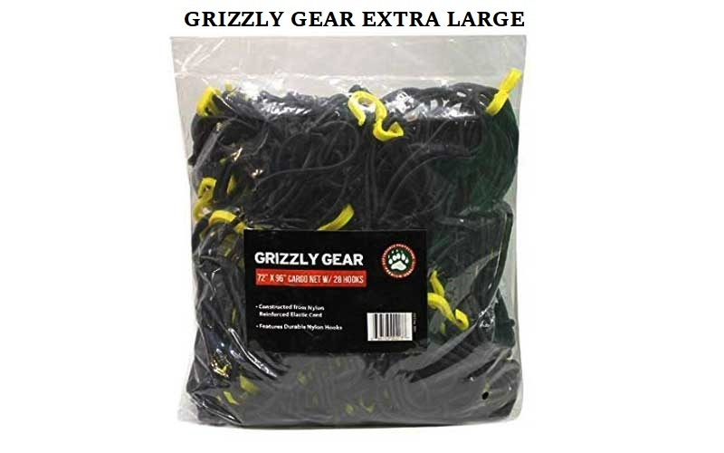 Grizzly Gear Extra Large Review