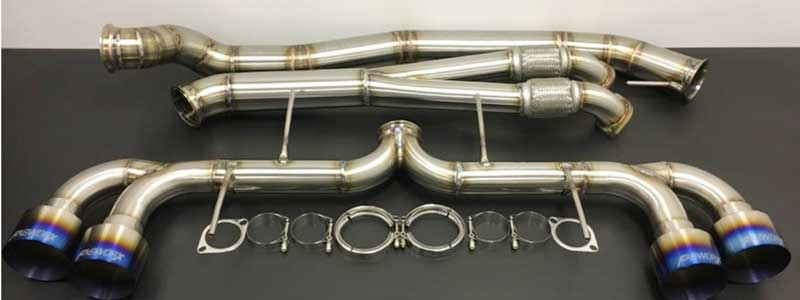 Straight Pipe Exhaust : Advantages and Disadvantages