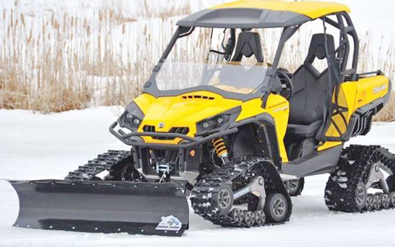 Best Four Wheelers for Plowing Snow