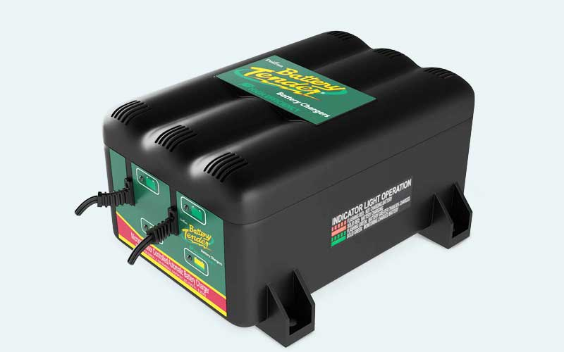 Battery Tender 2-Bank 12V Review
