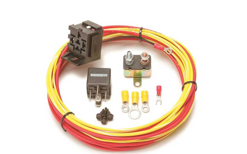 Fuel pump circuit breaker