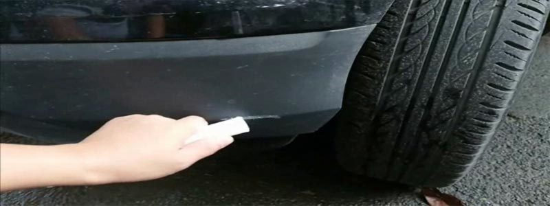 How to Remove Scratches from the Bumper