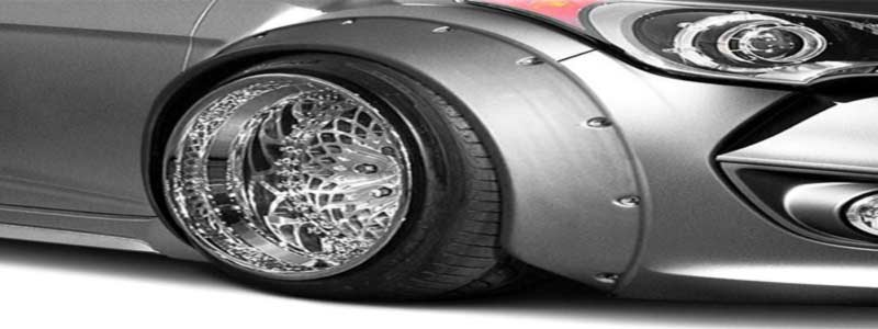 What is the Purposes of Fender Flares