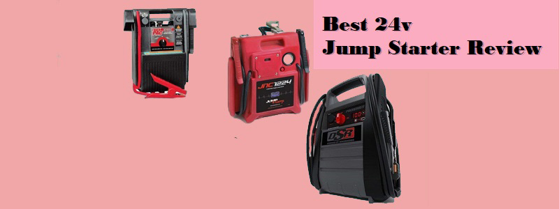 Best 24v Jump Starter Review
