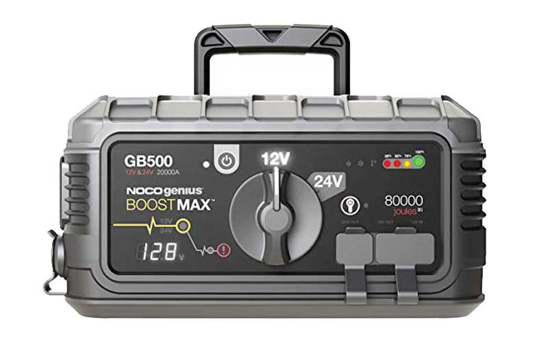 NOCO Boost Max GB500 Jump Starter Review