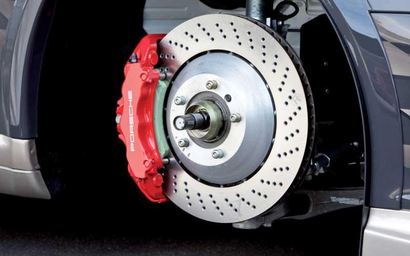 A good braking system